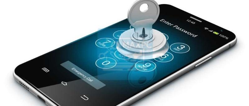 Премахване на парола на телефон