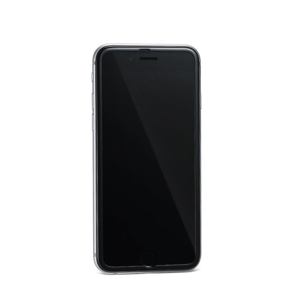 Стъклен протектор, Remax Ironwing, за iPhone 6/6S, 0.3mm, С 3D лайстна, Черен - 52208