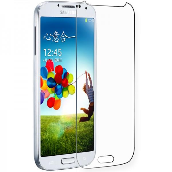 Стъклен протектор No brand Tempered Glass за Samsung Galaxy S4, 0.3 mm, Прозрачен  - 52029