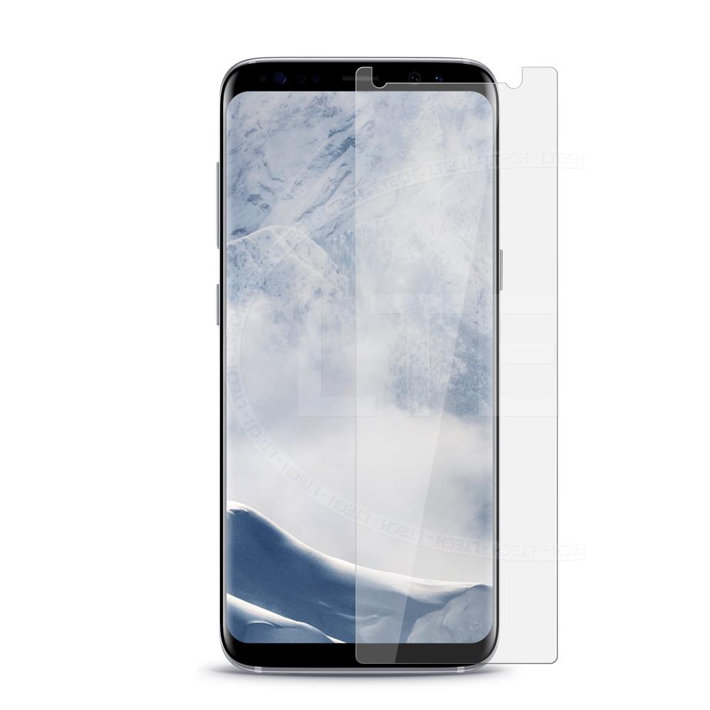 Стъклен протектор, No brand, За Samsung Galaxy S8, 0.3mm, Прозрачен - 52269