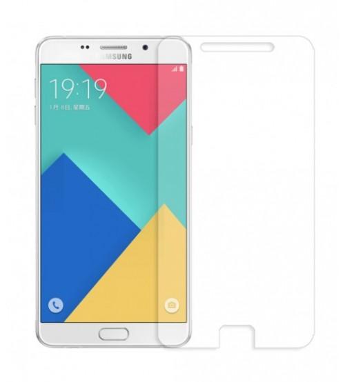 Стъклен протектор No brand Tempered Glass за Samsung Galaxy A9, 0.3mm, Прозрачен - 52181