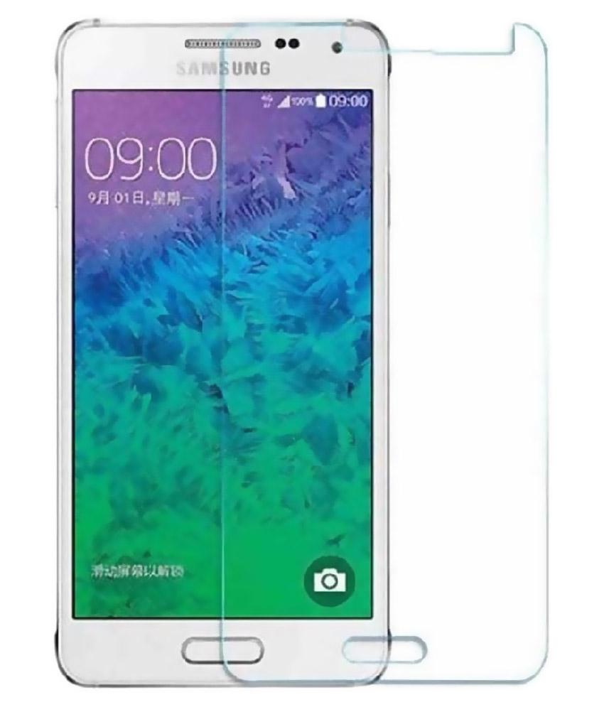 Стъклен протектор No brand Tempered Glass за Samsung Galaxy J3 2016, 0.3mm, Прозрачен - 52197