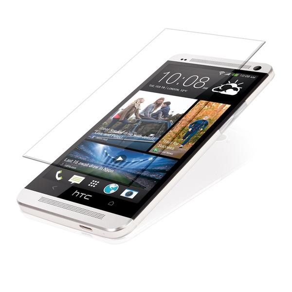 Стъклен протектор No brand Tempered Glass за HTC M9, 0.3mm, Прозрачен - 52101