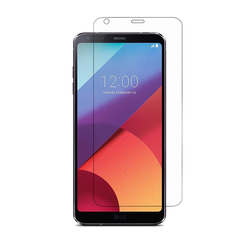 Стъклен протектор No brand, За LG G6, 0.3mm, Прозрачен - 52280