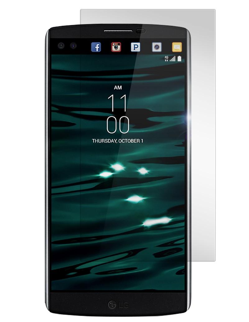 Стъклен протектор No brand Tempered Glass за LG V10, 0.3mm, Прозрачен - 52173