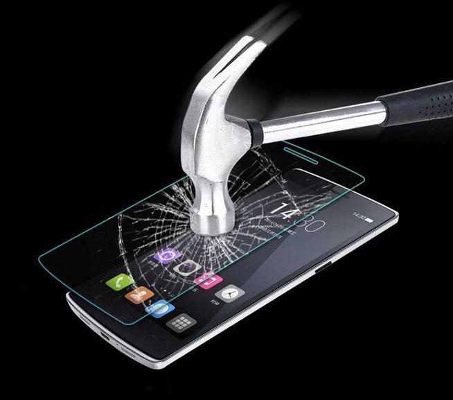 Стъклен протектор No brand Tempered Glass за Lenovo A2010, 0.3mm, Прозрачен - 52157