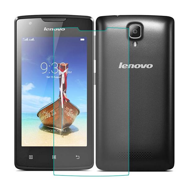 Стъклен протектор No brand Tempered Glass за Lenovo А1000, 0.3mm, Прозрачен - 52156