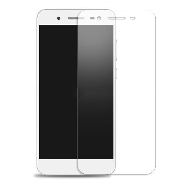 Стъклен протектор No brand Tempered Glass за Huawei Enjoy 5S, 0.3mm, Прозрачен - 52165