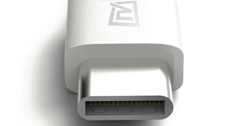 Кабел за данни USB 2.0 към USB 3.1 Type-C, Remax RC-047a, 1м, Сребрист - 14337