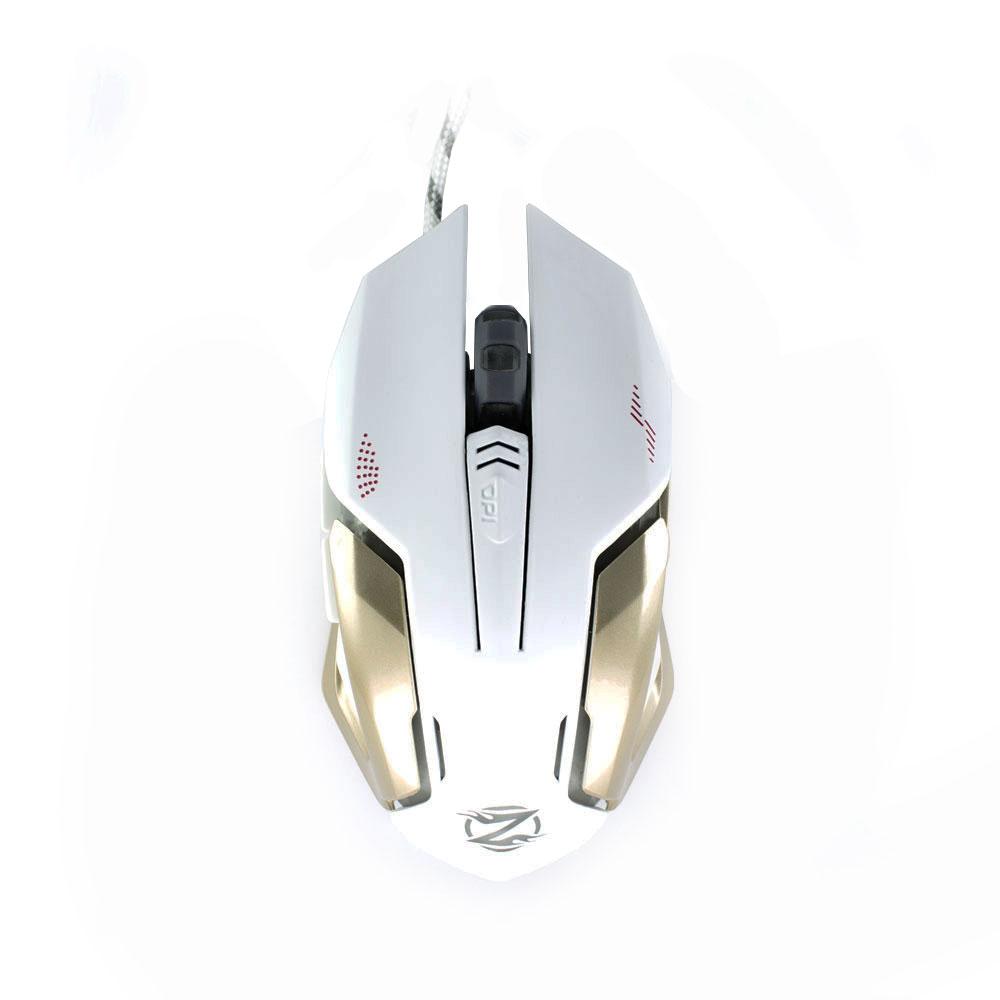 Геймърска мишка, ZornWee Z035, Оптична, Черен - 965