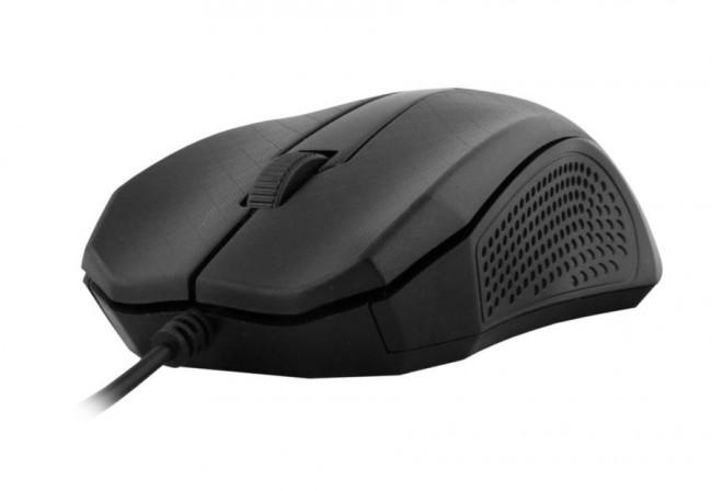Мишка FanTech, Оптична FT-530, Черен - 908