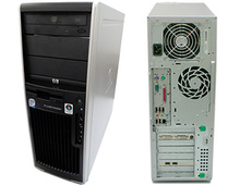 HP  Workstation xw4400 Tower