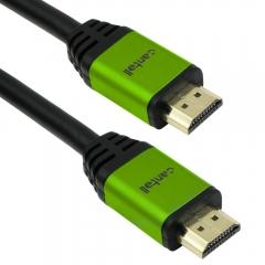 Кабел No brand HDMI - HDMI M/М, 3m, 3D Full HD, 4Кх2К, Hight Speed with Ethernet - 18174