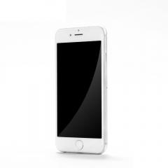 Стъклен протектор за целия дисплей, Remax Caesar, за iPhone 7/7S, 0.3 mm, Бял - 52250