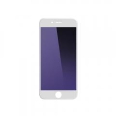 Стъклен протектор за целия дисплей, Remax Gener, Anti-Blu Ray, за iPhone 7/7S, 0.3 mm, Бял - 52256
