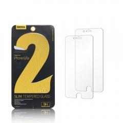 Стъклени протектори за iPhone 6/6S, Remax, 2 броя в опаковка, 3mm - 52220