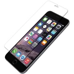 Стъклен протектор No brand Tempered Glass за iPhone 6 Plus, 0.4 mm, Прозрачен - 52052