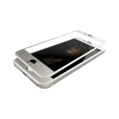 Протектор дисплей No brand за iPhone 6/6S, Силикон, Сребърен - 52154