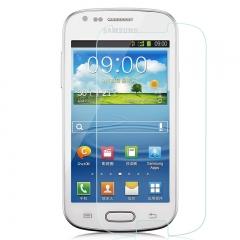 Стъклен протектор No brand Tempered Glass за Samsung Galaxy S3 mini, 0.3 mm, Прозрачен - 52028