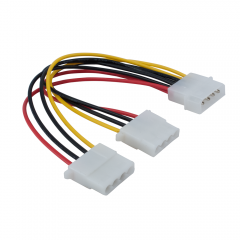Захранващ кабел DeTech P4/ 1/2 - 18046