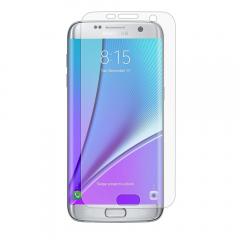 Стъклен протектор за целия дисплей, No Brand, за Samsung Galaxy S7, 0.3mm, Прозрачен - 52297