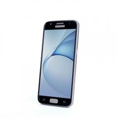 Стъклен протектор за целия дисплей, Remax Тop, за Samsung Galaxy S7, 0.3 mm, Черен - 52221