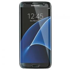 Стъклен протектор, No brand, За Samsung Galaxy S7 Edge, 0.3mm, Прозрачен - 52281