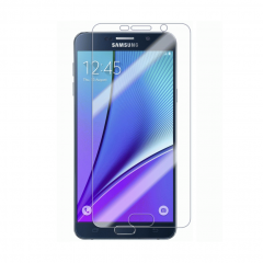 Стъклен протектор, No brand, За Samsung Galaxy Note 5, 0.3mm, Прозрачен - 52127