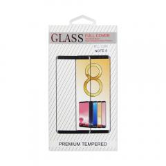 Стъклен протектор, No brand, За Samsung Galaxy Note 8, Full 3D, 0.3mm, Прозрачен - 52347