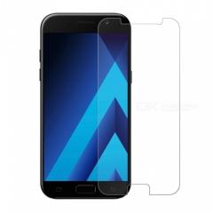 Стъклен протектор No brand Tempered Glass за Samsung Galaxy A7 2017, 0.3mm, Прозрачен - 52310