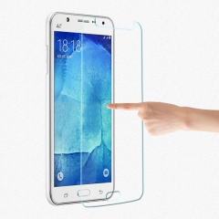 Стъклен протектор No brand Tempered Glass за Samsung Galaxy J5 2016, 0.3mm, Прозрачен - 52194