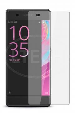 Стъклен протектор No brand Tempered Glass за Sony Xperia XA, 0.3 mm, Прозрачен - 52192