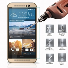 Стъклен протектор No brand Tempered Glass за HTC Desire 816/820, 0.3mm, Прозрачен - 52122