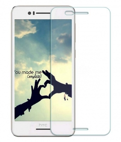 Стъклен протектор No brand Tempered Glass за HTC Desire 728, 0.3mm, Прозрачен - 52175