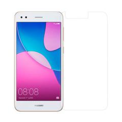 Стъклен протектор No brand Tempered Glass за Huawei P9 lite Mini, 0.3mm, Прозрачен - 52346
