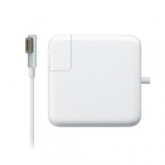 Адаптер DeTech за Apple 60W 16.5V/3.65A Magsafe 1 magnetic 5 pin 2pin, White - 261