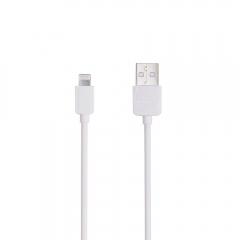 Кабел за данни, Remax Light RC-006i, iPhone 5/6/7 Lightning, 1.0м, Бял - 14820