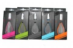 Кабел за данни No brand Lightning - USB , iPhone 5/5s: 6,6S / 6plus,6S plus IPAD4/Mini, 22см, Flat, С магнит - 14247