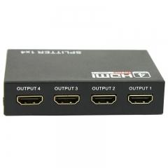 Сплитер от HDMI към 4 HDMI , със захранване - 18263
