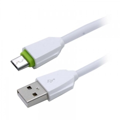 Кабел за данни Ldnio  LS07S ,Micro USB, 2.1A, 1m - 14310