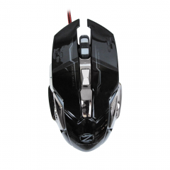 Геймърска мишка, ZornWee Glory of King Z32, Оптична, Черен - 607