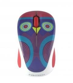 Мишка FanTech W235ZCW, Wireless, ,Различни цветове - 939