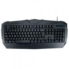 Геймърска клавиатура, ZornWee V6, Черен - 6063