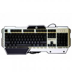Полу-Механична Геймърска клавиатура, FanTech K710, Черен - 6066